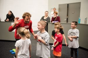 Kids classes and camps - become an ultimate ninja warrior at Ultimate Ninjas