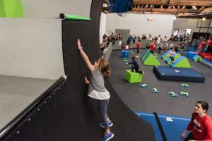 kids learning how to overcome obstacles with confidence at ultimate ninjas