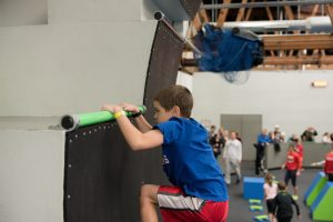 kids ninja warrior obstacle courses in chicago