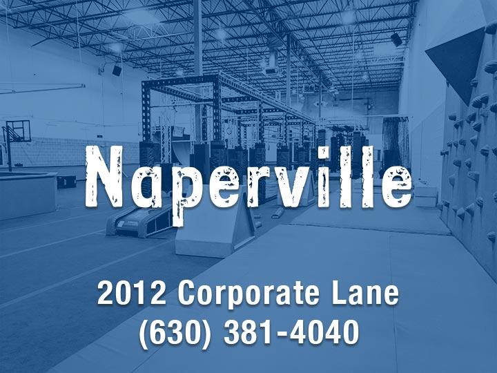Location Naperville