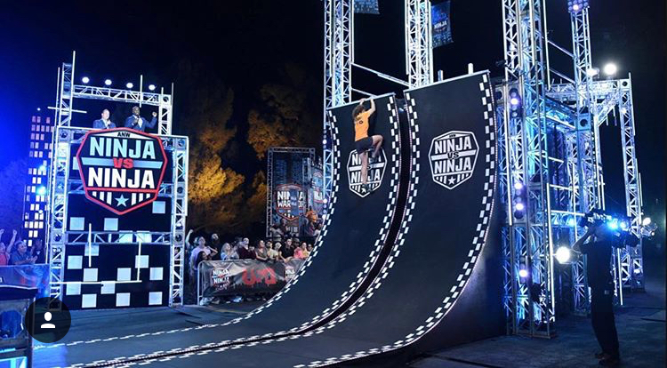 Kirsti Is A 3 Time American Ninja Warrior And One Vegas Finalist You Can Also See Her On 2 Seasons Of VS Where She Remains Undefeated